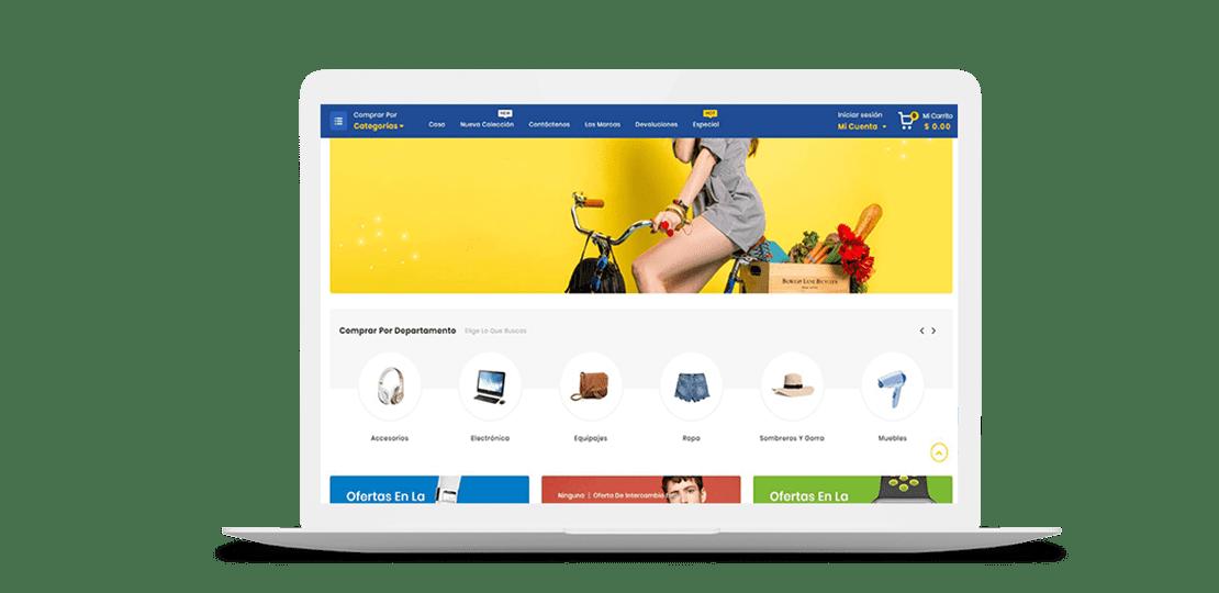 Tiendas Online Perú